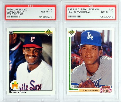 20 Graded Cards Rookie Lot