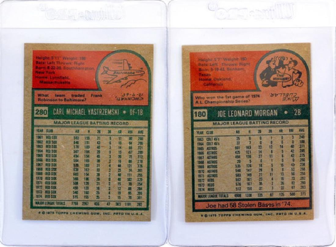 14 1975 Topps Stars Cards Ungraded - 4