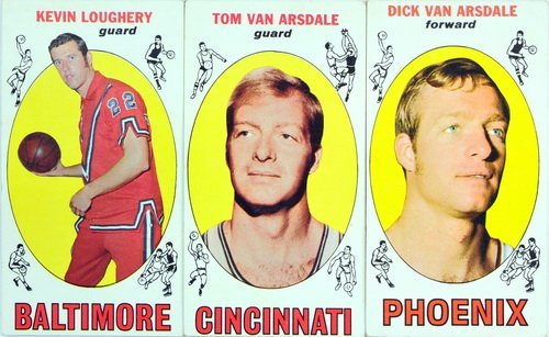 69 1969 Topps Basketball Cards Stars And Rookies - 3
