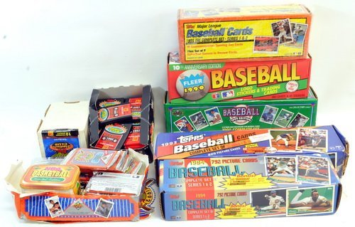 5 Boxes Of Modern Sports Cards - 2
