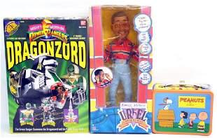 Three Boxes of Vintage Toys