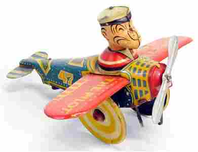 Popeye The Pilot