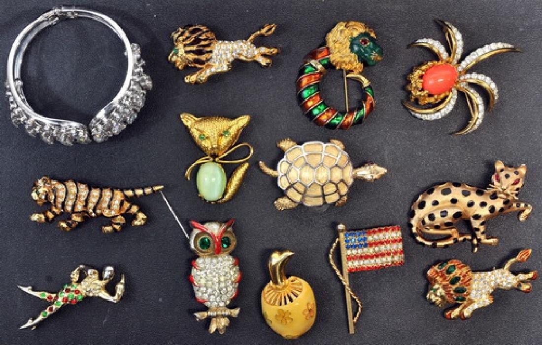 13 Designer Costume Jewelry Pieces