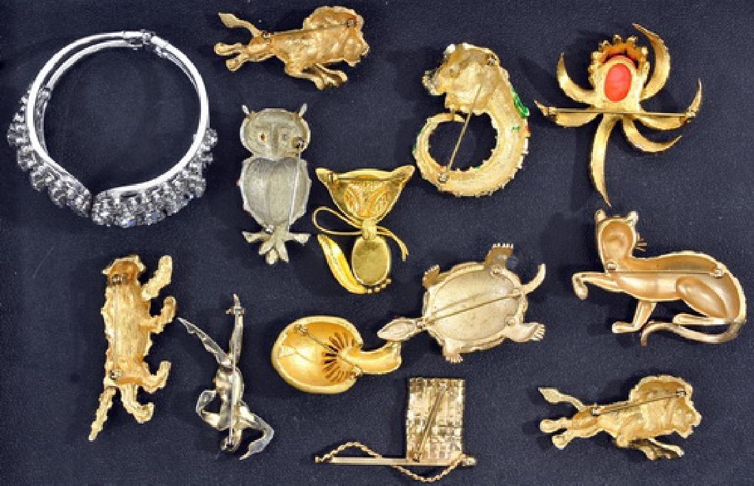 13 Designer Costume Jewelry Pieces - 2