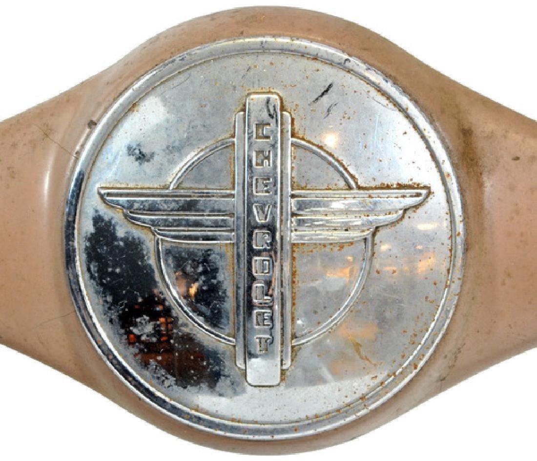 1950's Chevrolet Steering Wheel - 3