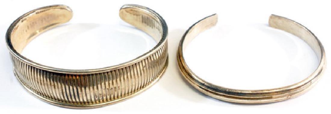 7- Vintage Sterling Silver 925 Bracelets
