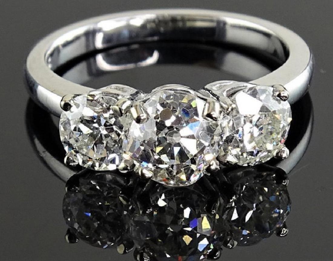 Beautiful Ladies 2.6 Ct  Diamond Ring