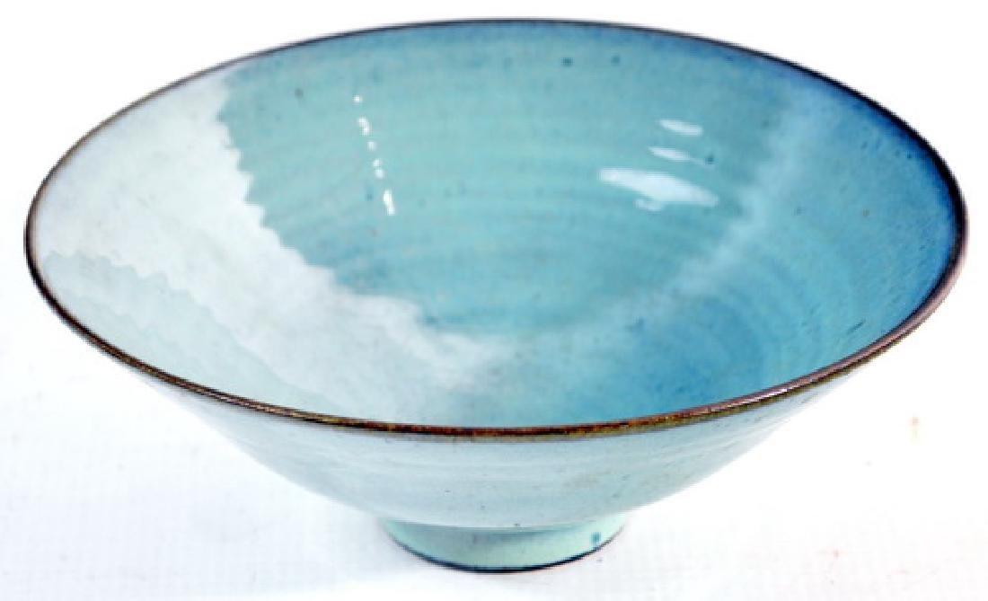 """6"""" Scheier Pottery Bowl"""