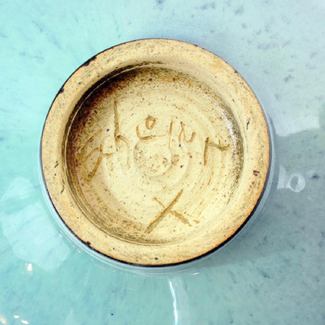 """6"""" Scheier Pottery Bowl - 3"""