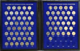 Coin Collection Containing Bradford Exchange Set