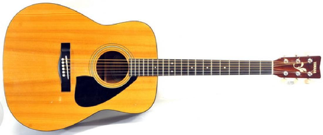 Vintage Yamaha Fg 400 Dreadnaught Guitar
