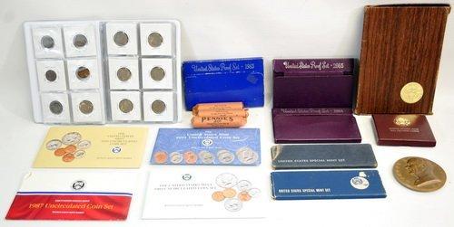 Estate Coins, Proof Sets, Mint Sets