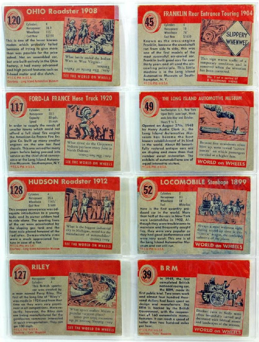 23 Columbia - Topps World on Wheels - 2