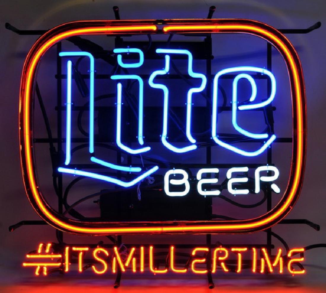 Lite Beer Neon Sign - 2
