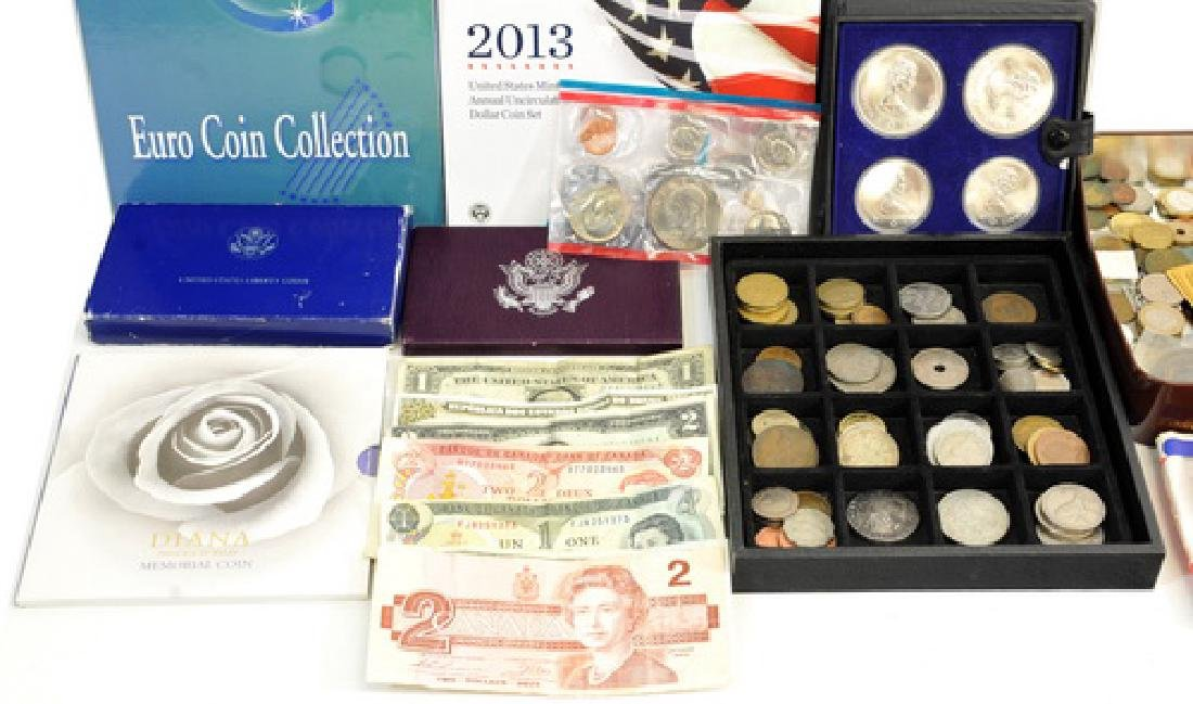 Estate Coins/silver/proof Sets - 2