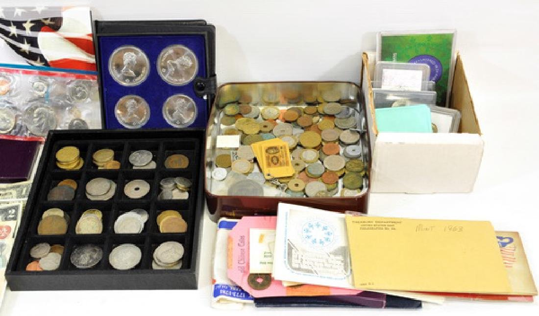 Estate Coins/silver/proof Sets - 3