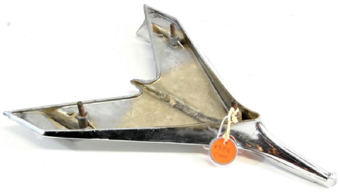 1956 Chevy Hood Ornament - 2
