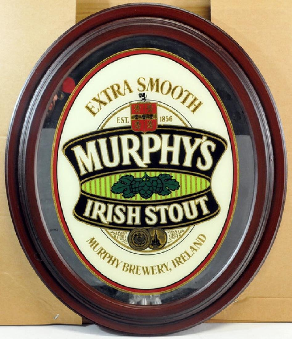Murphy's Irish Stout Pub Mirror
