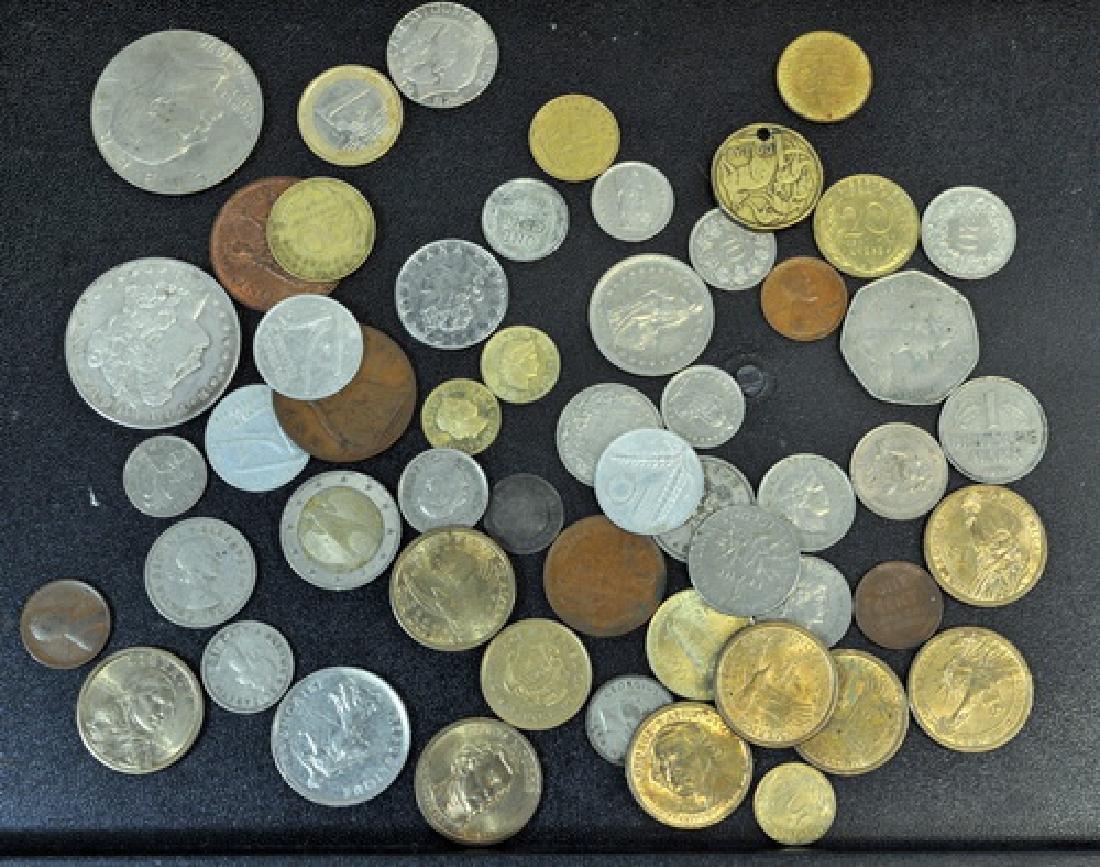 Estate Coins, Morgan Dollar, Silver, Foreign