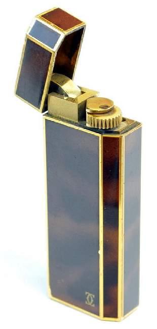 Vintage Cartier Art Deco Lighter