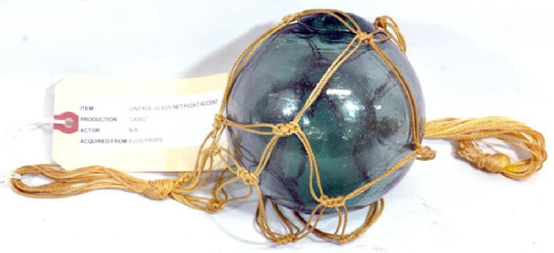 Vintage Life Ring Float/net Ball From Jaws - 2