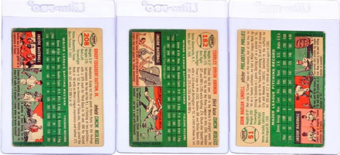 100 1954 Topps Baseball Cards - 2