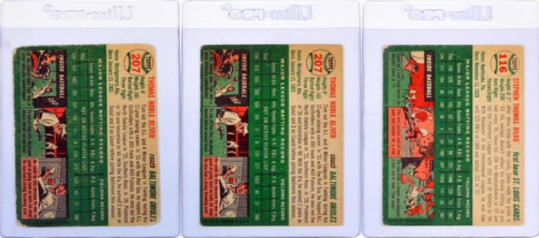 100 1954 Topps Baseball Cards - 4