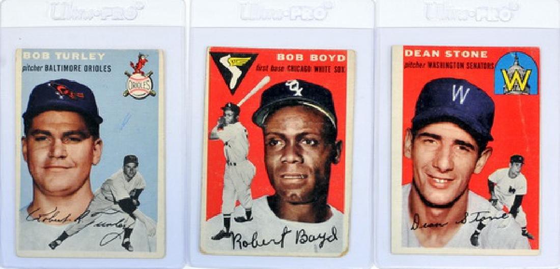 100 1954 Topps Baseball Cards - 5