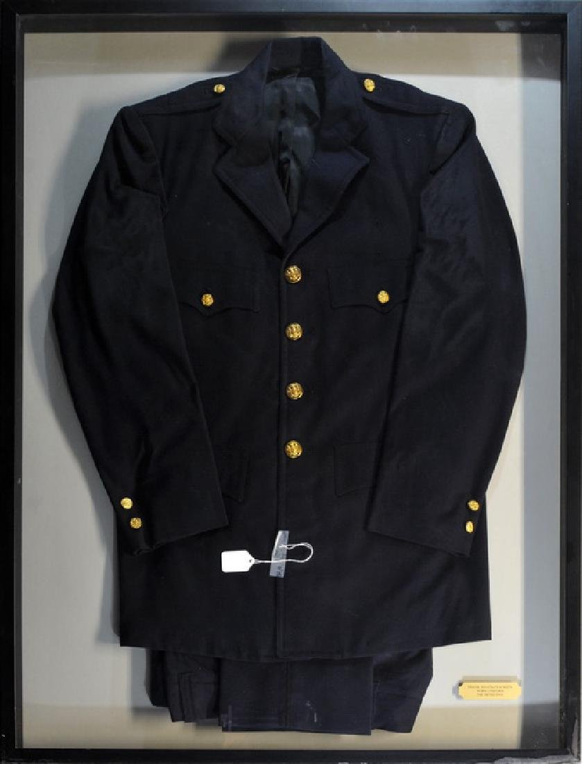 Frank Sinatra The Detective Movie Worn Uniform