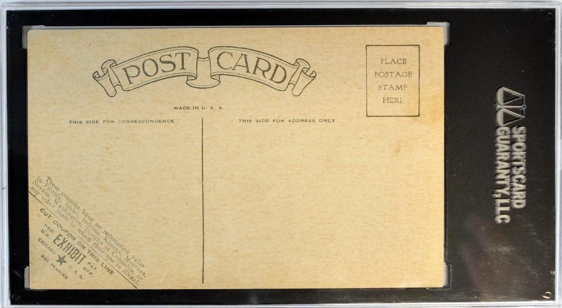 1929-30 Exhibit Four On One Earl Adams Orange - 2