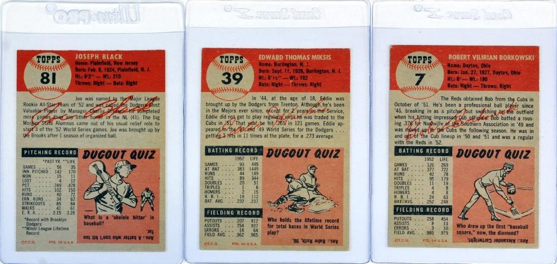 45 1953 Topps Baseball Cards - 2