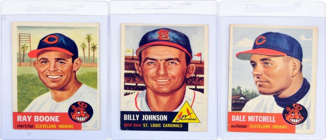 45 1953 Topps Baseball Cards - 3