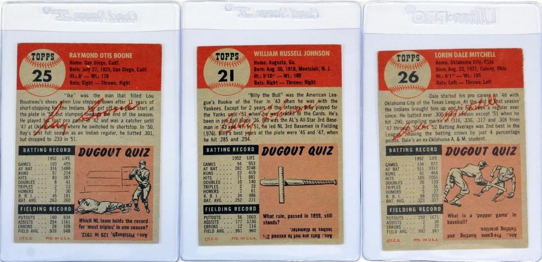 45 1953 Topps Baseball Cards - 4