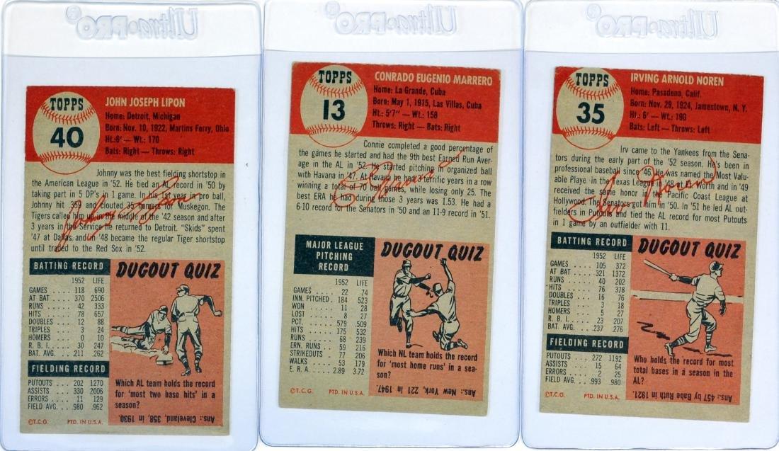45 1953 Topps Baseball Cards - 6
