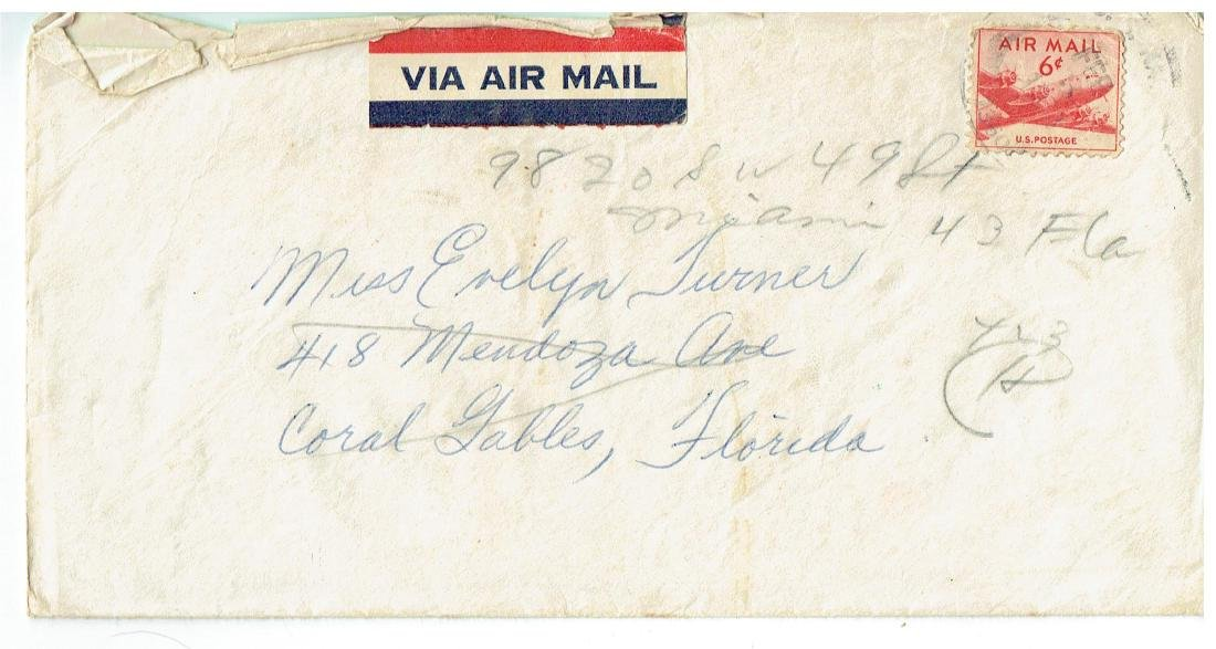 February 1 1953 Letter Written By Ted Williams - 2