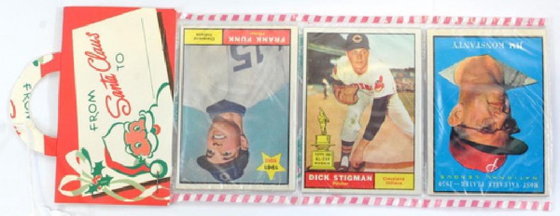 1961 Topps Christmas Rack Pack