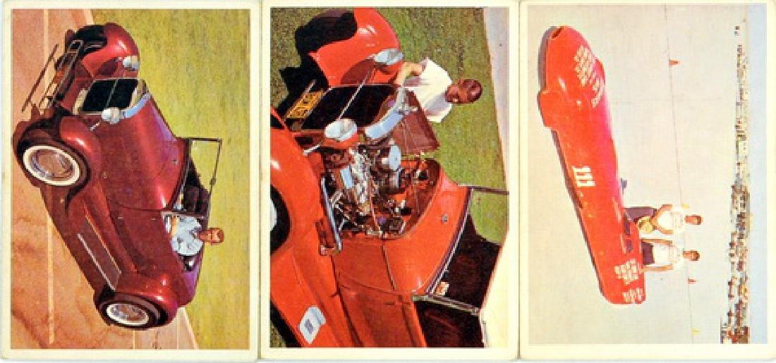 1965 Donruss Racing Set