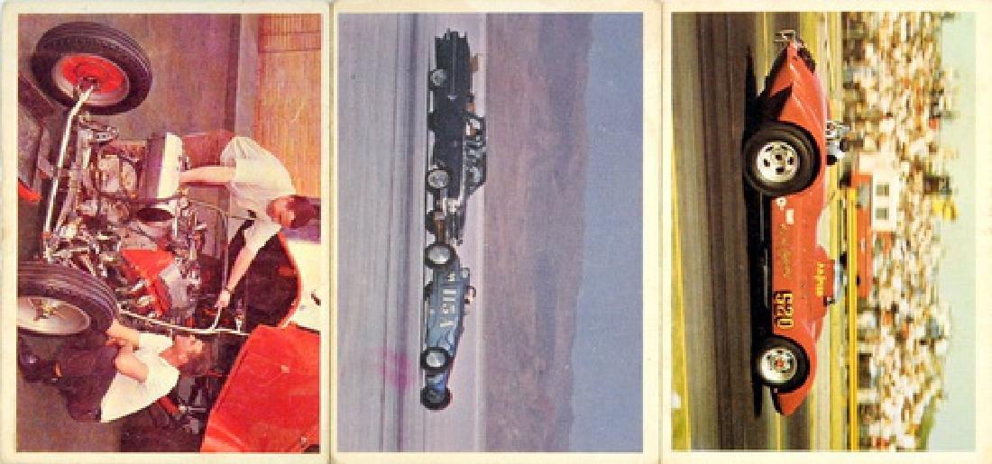 1965 Donruss Racing Set - 3