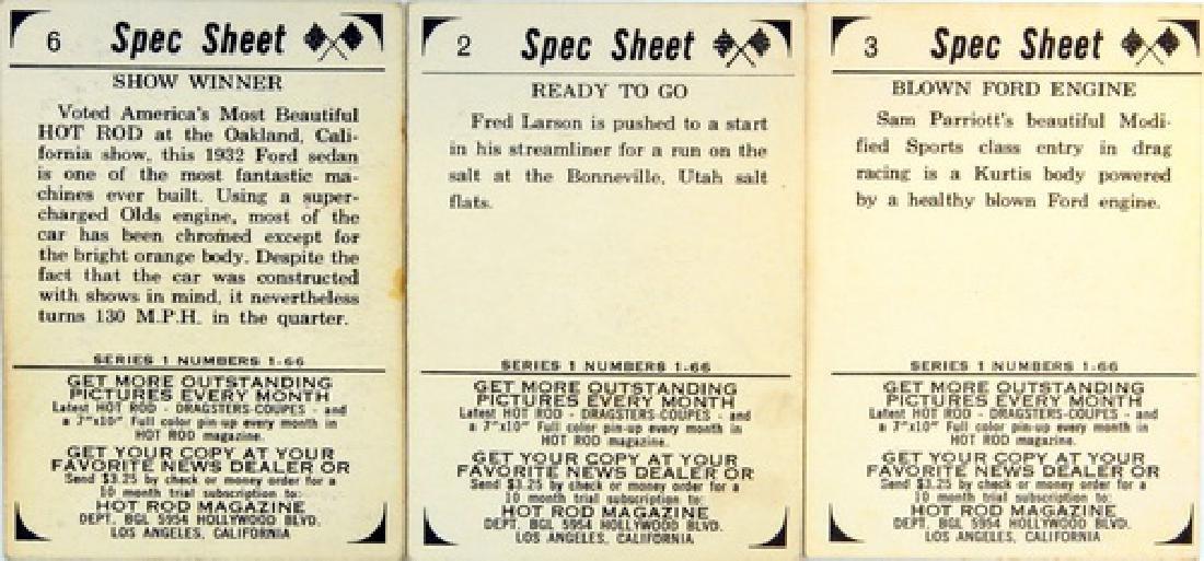 1965 Donruss Racing Set - 4