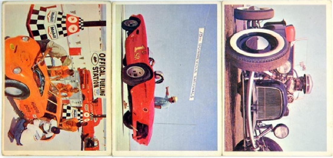 1965 Donruss Racing Set - 5