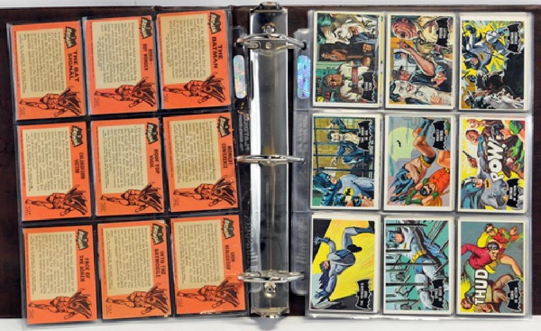 1966 Batman Black Bat Complete Set - 2