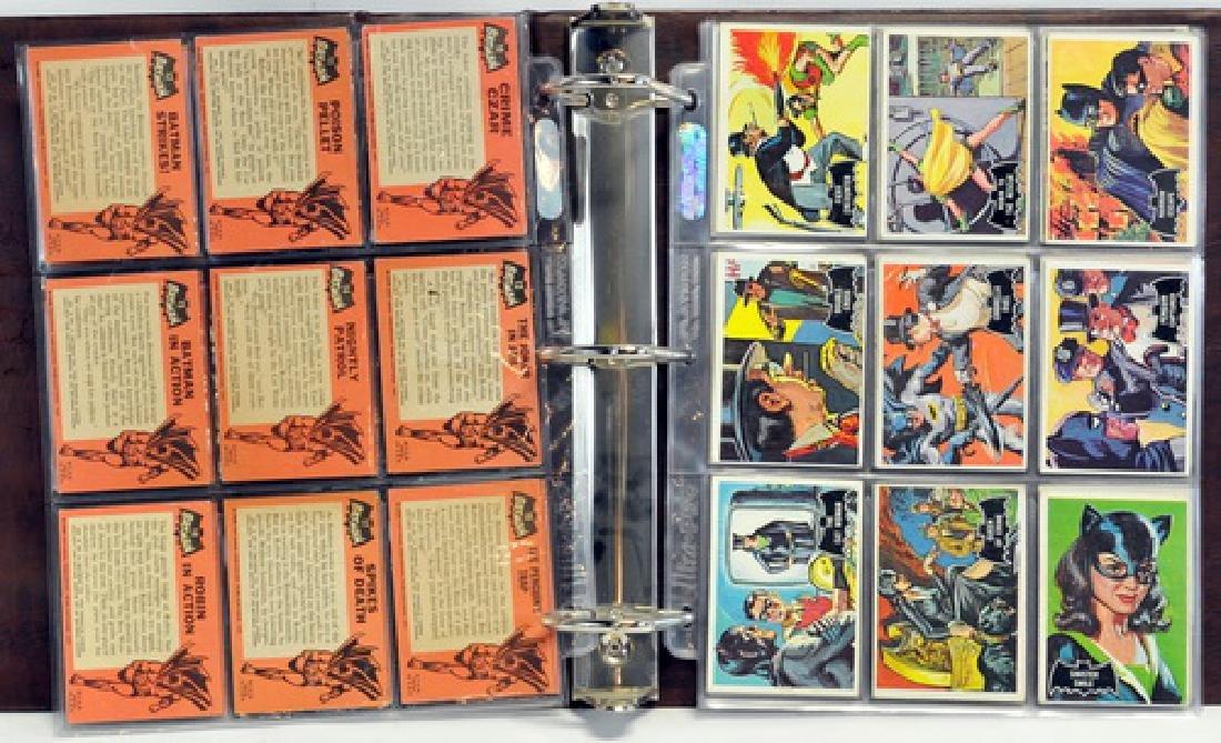 1966 Batman Black Bat Complete Set - 3