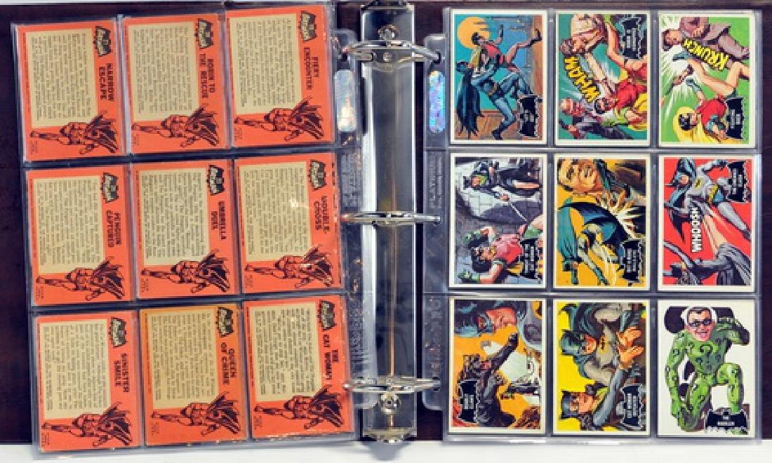 1966 Batman Black Bat Complete Set - 4