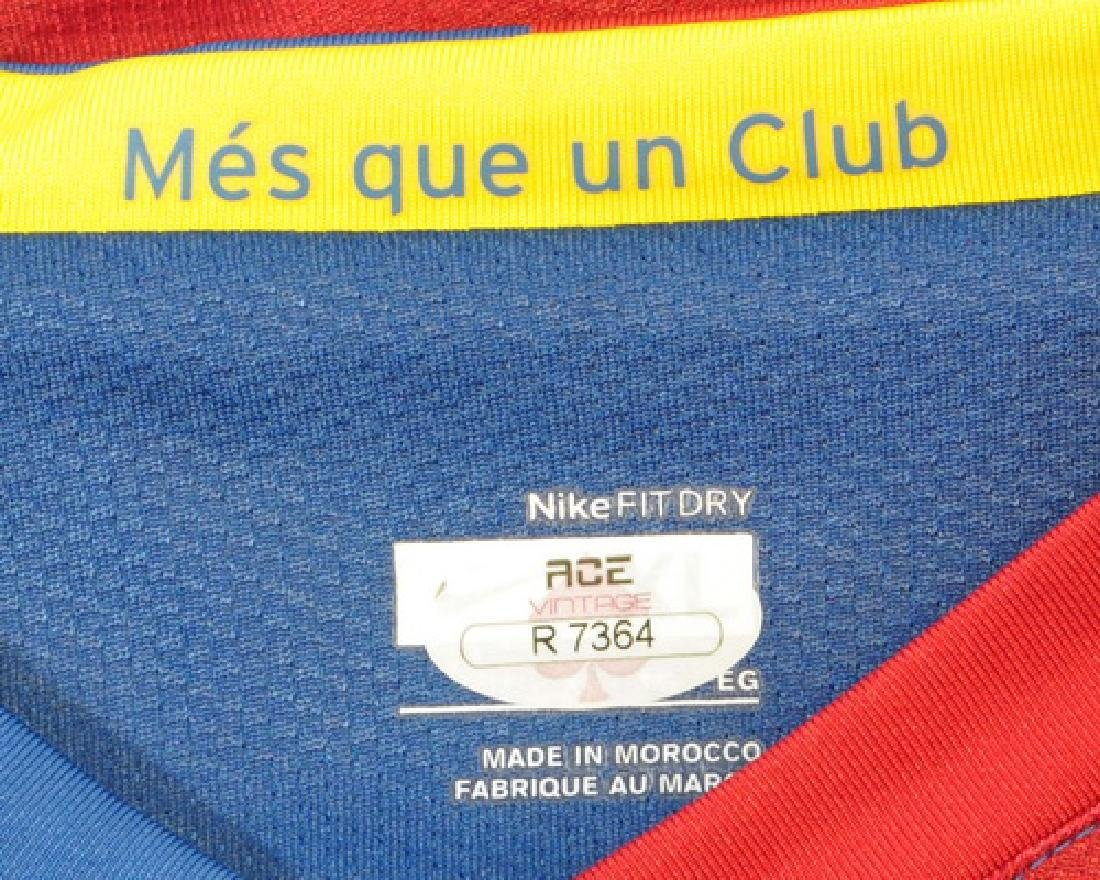 Spain Signed Championship Soccer Jersey - 3