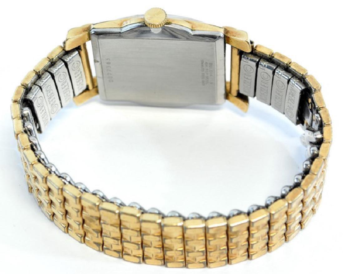 Frank Sinatra Gold Filled Bulova Wrist Watch - 3