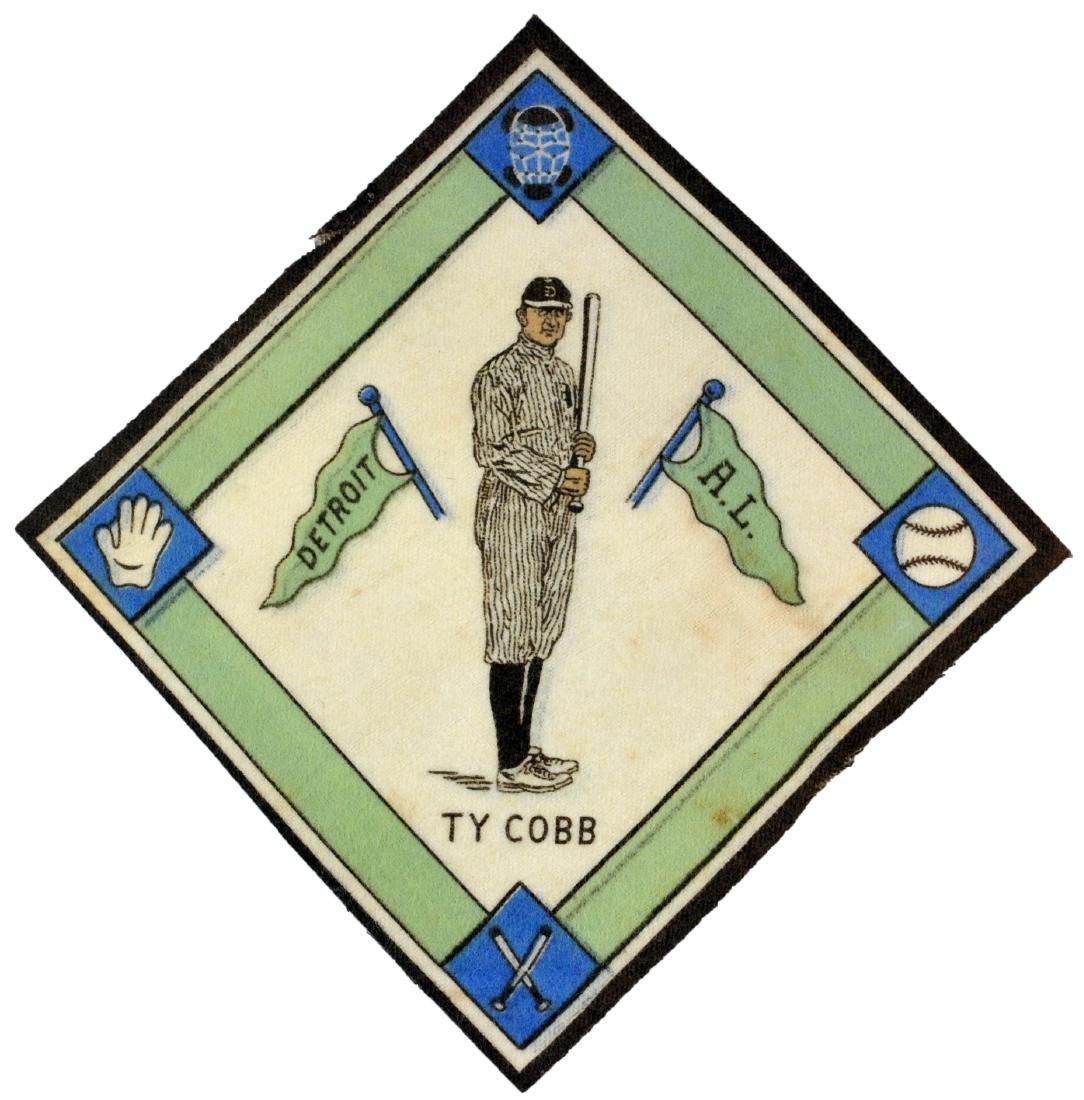 Ty Cobb B18 Blanket