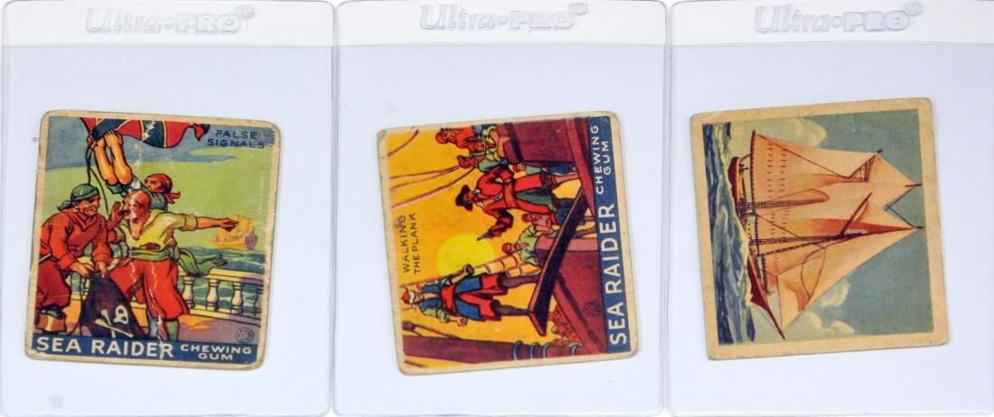 Estate Gum Card Collection Sea Raiders/Indian