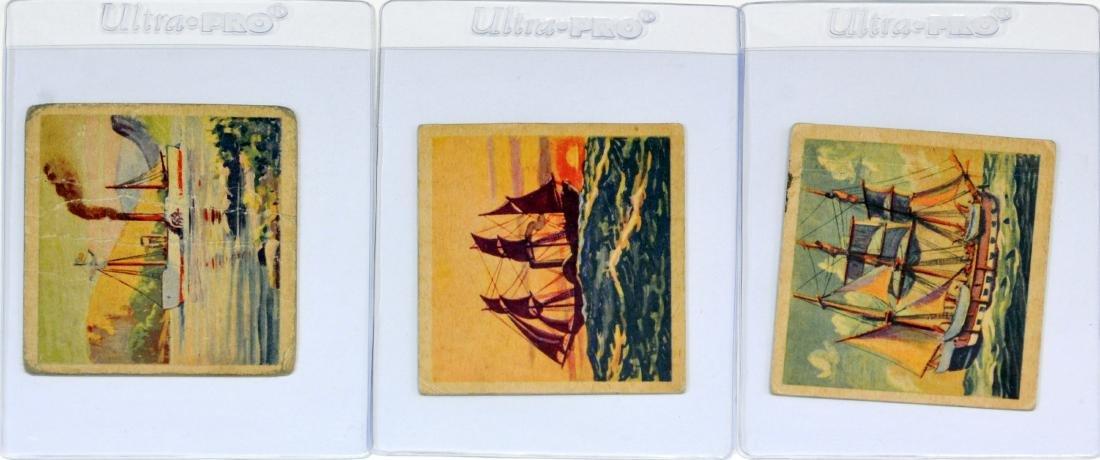Estate Gum Card Collection Sea Raiders/Indian - 3