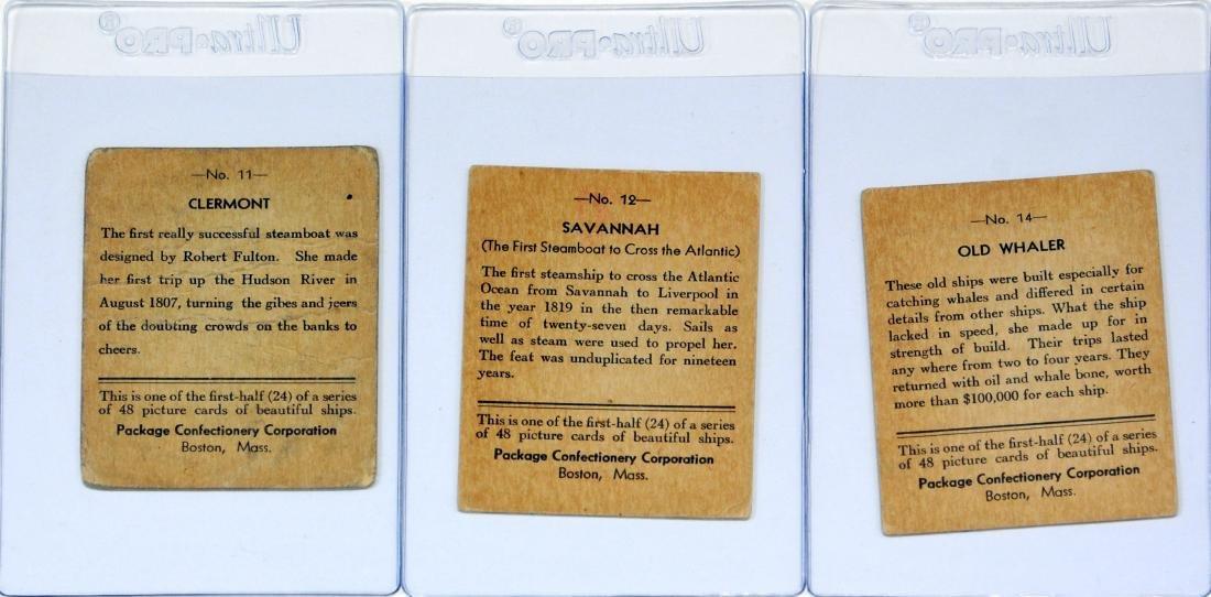 Estate Gum Card Collection Sea Raiders/Indian - 4