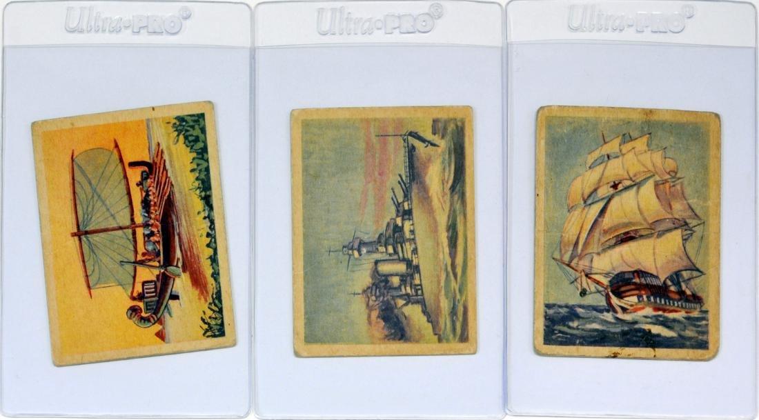 Estate Gum Card Collection Sea Raiders/Indian - 5